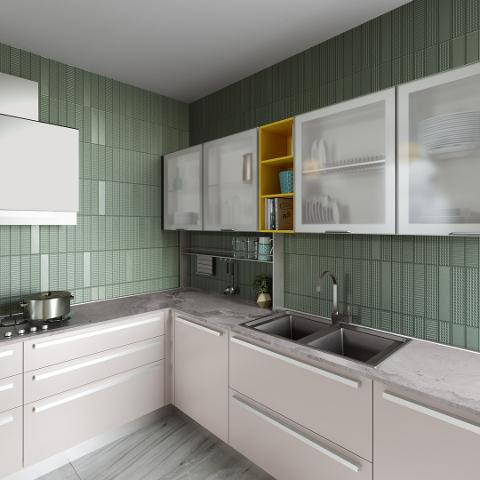CUCINA COMPONIBILE CREO KITCHENS ZOE