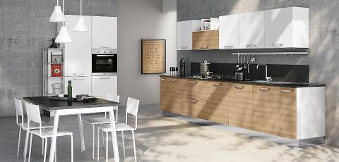 CUCINA COMPONIBILE CREO KITCHENS BRITT