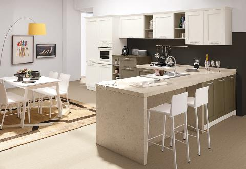 CUCINA COMPONIBILE CREO KITCHENS IRIS