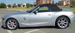 BMW Z4 futura Benzina