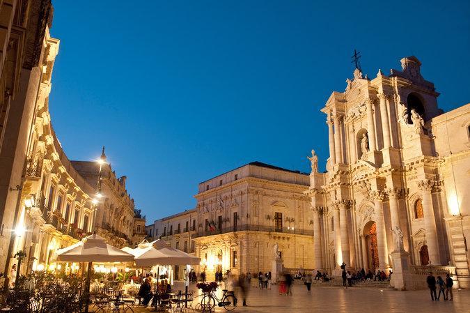 Ortigia sicilia orientale santa maria di licodia catania for Hotels in siracusa ortigia
