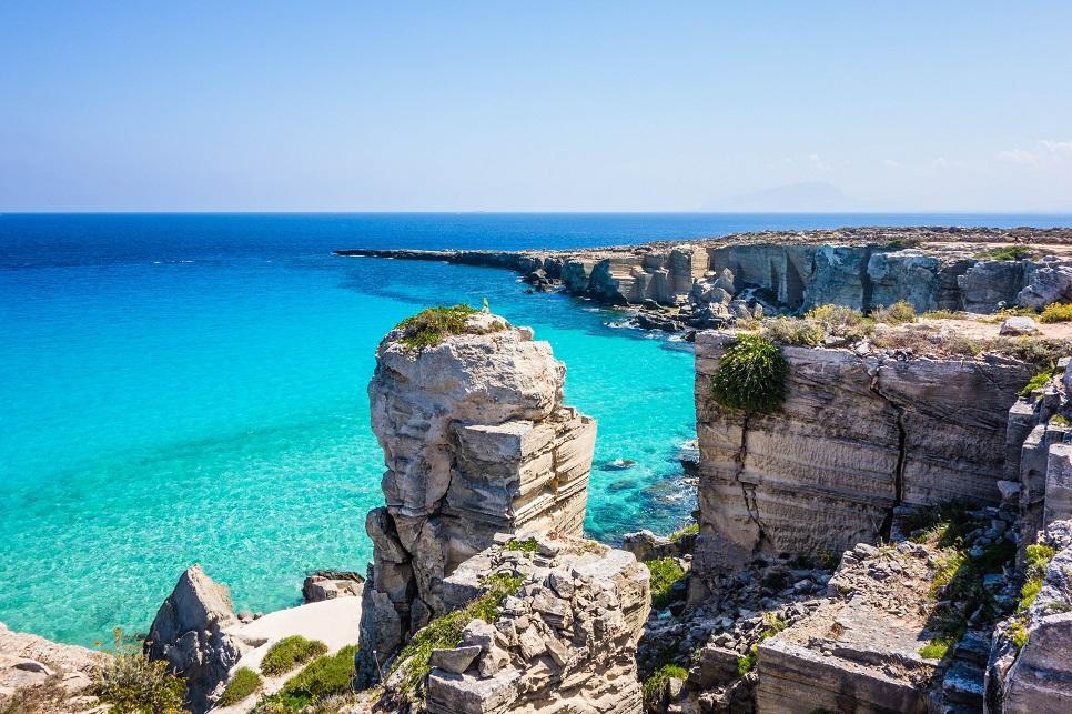 FAVIGNANA - Sicilia Occidentale - Santa Maria di Licodia ...