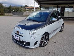 Fiat 500 Abarth cabrio Benzina