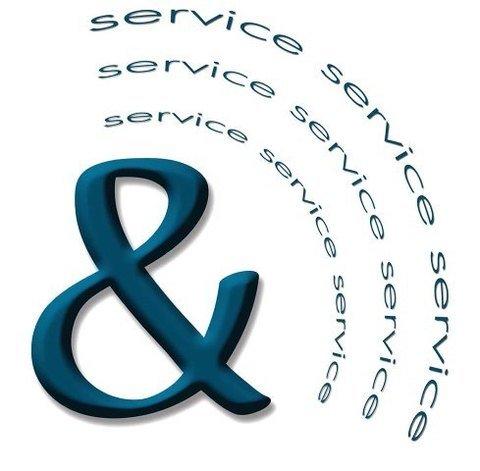 """Logo Associazione """"& service"""""""