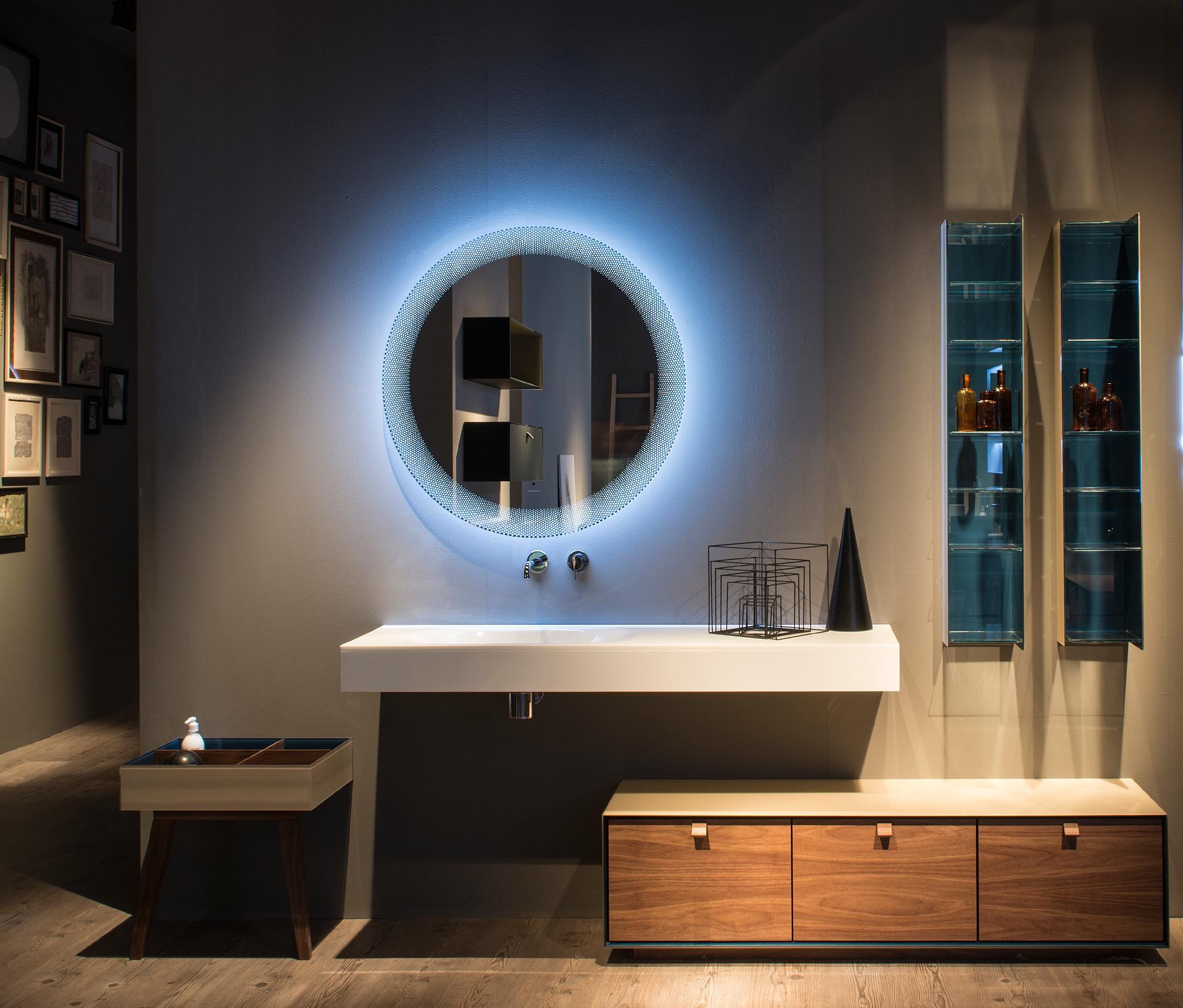 ARTELINEA mobili da bagno in legno e legno rivestito da ...