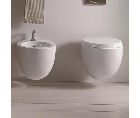 Esedra sanitari lavabi d 39 arredo forme pulite e geometrie for Sanitari arredo bagno