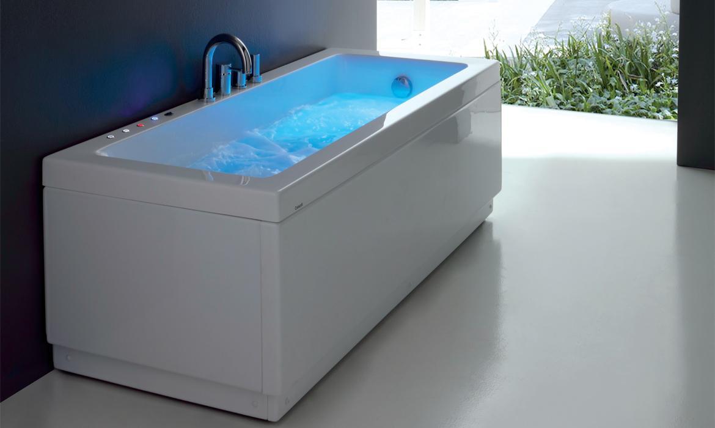 Colacril vasche da bagno di design vasche con cascata e - Vasche da bagno design ...