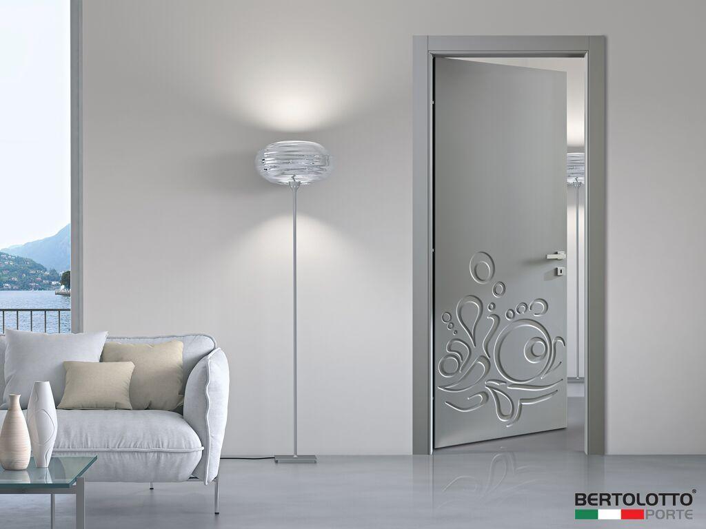 Bertolotto porte raso muro interne a battenti o scorrevoli - Porte raso muro ...