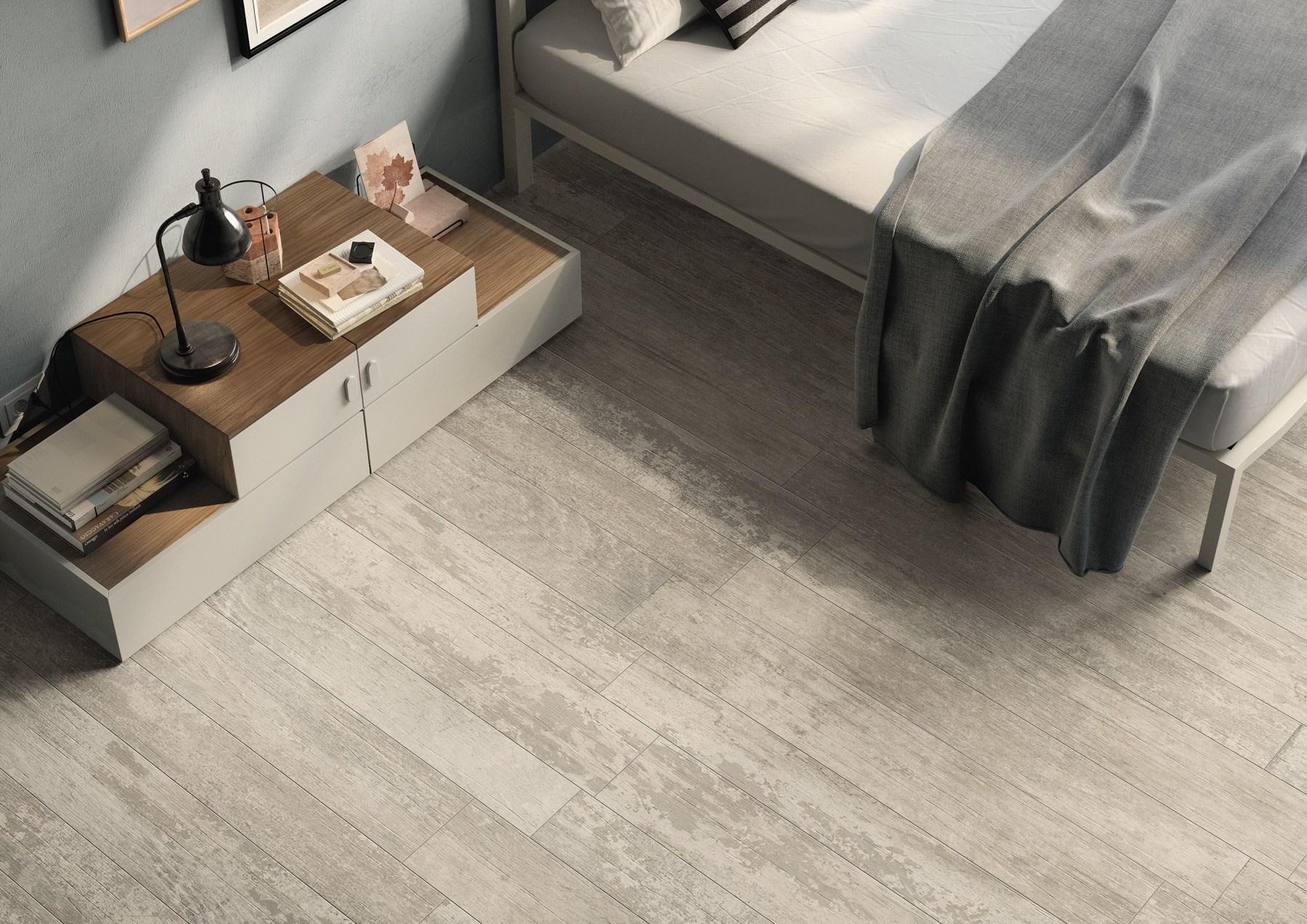 Rivestimenti Scale Interne Gres Porcellanato casalgrande padana antique wood pavimento/rivestimento in
