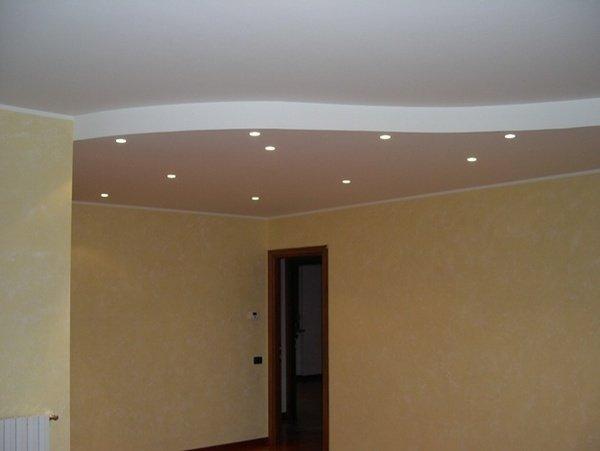 Cartongesso pareti e controsoffitti in cartongesso for Cartongesso sala