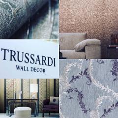 Carta da Parati vinilica Trussardi Wall decor