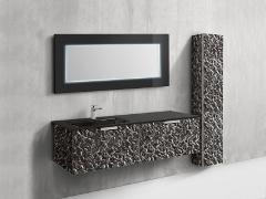 J&J glass & design.Collezione di gran classe che conferisce ad ogni casa un allure di lusso  luxury specchi e credenze