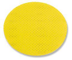 Disco carta abrasiva  perforata gr. 80 velcro a strappo confezione da 25 pezzi FLEX D225PF -P80 VE25    260.234