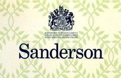 Carta da Parati  Sanderson