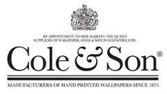 Carta da Parati  Collezione Cole & Son