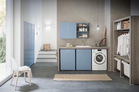 AZZURRA arredo bagno con vasta gamma di prodotti di qualita' che spaziano dal classico al moderno azzurra LIME WASH DA
