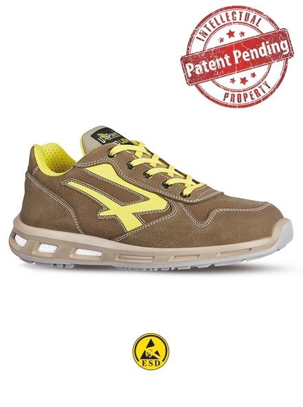 Scarpa antinfortunistica bassa U-power Brave