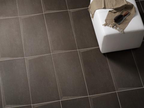 Casalgrande Padana SHADES Pavimento/rivestimento effetto resina Granitoker