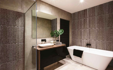 Luxury Bathroom  J&J Design