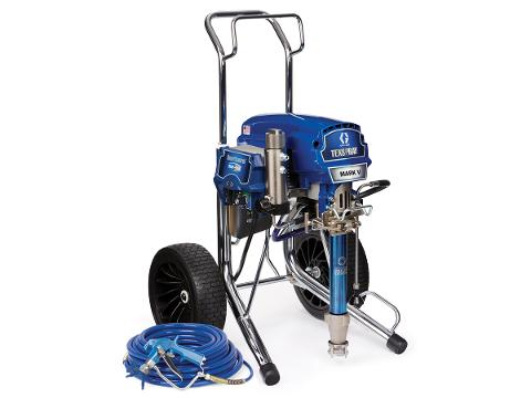 TexSpray Mark V serie IronMan.  Graco Mark V