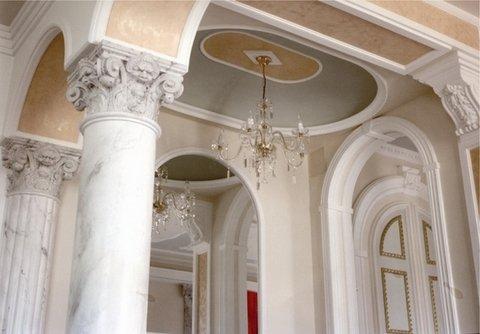 TOSCANA STUCCHI cornici, stucchi  in gesso  toscana stucchi