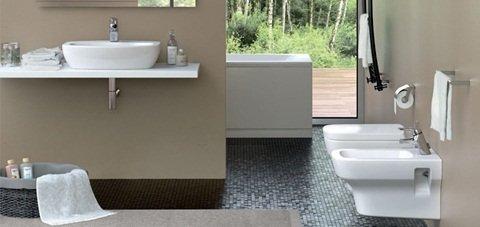 IDEAL STANDARD sanitari/lavabi d'arredo. Linee semplici ma d'effetto per il tuo bagno ideale Ideal standard Arredo bagno