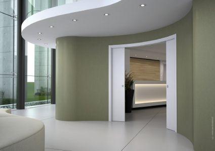 Controtelai per porte scorrevoli eclisse filo muro - Porta filo muro prezzo ...