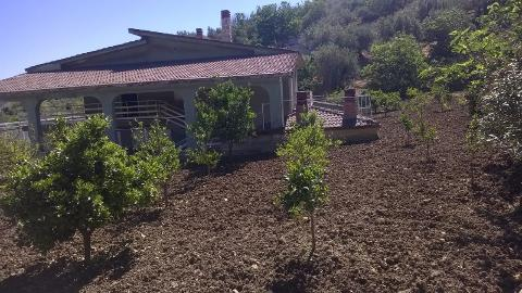 Villa indipendente in Vendita a Monreale (Palermo)