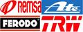 PASTIGLIE FRENO AUDI SKODA SEAT VOLKSWAGEN A2 A3 A4 A6 Golf Passat
