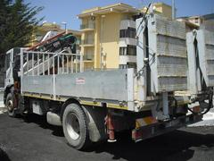 AUTOCARRO/CAMION 190 27  COMPLETO DI ATTREZZATURA CON RAMPE DI CARICO IDRAULICHE
