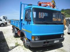 AUTOCARRO/CAMION IVECO 50.10 CASSONE RIBALTABILE TRILATERALE RICONDIZIONATO
