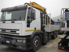 AUTOCARRO/CAMION IVECO 440E42 4 ASSI STRADALE