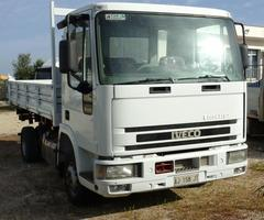 Iveco Eurocargo  75E14 RIBALTABILE  Diesel