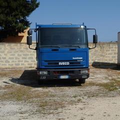 Iveco Eurocargo 75e17 tector cassone ribaltabile  Diesel