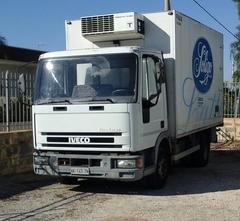 Iveco Eurocargo 80E15 frigo Diesel