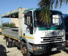 Iveco Eurocargo  80E15 centinato  Diesel