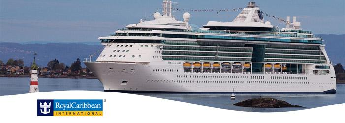 Crociera nel mediterraneo con Jewel of the Seas