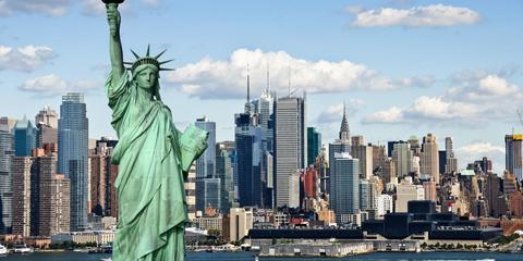 Tour di gruppo  Stati Uniti - East Coast in lingua italiana  7 notti / 8 giorni