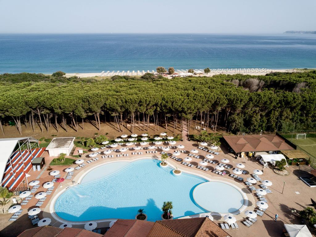 Estate 2020 presso il Nicotera beach village 4* di Mortelleto - Nicotera Marina (VV)