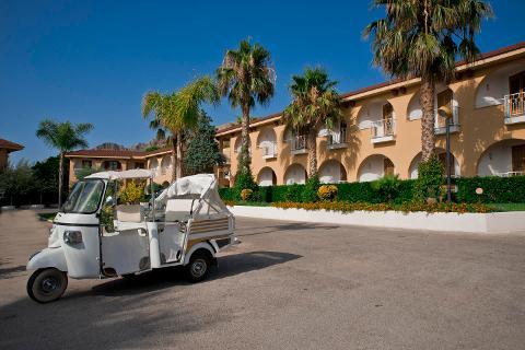 Speciale 1 settimana a Luglio 2020 presso hotel Perla del Golfo - Terrasini (PA)