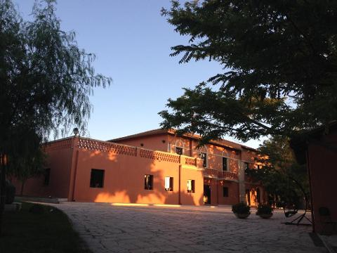 Benessere Hotel Colle San Mauro a Caltagirone