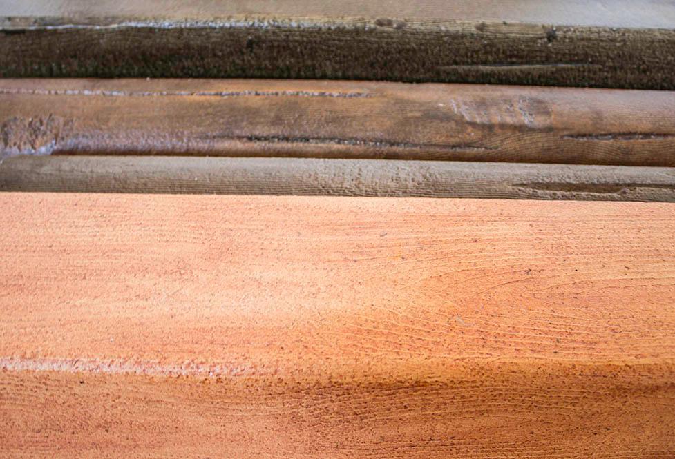 Travi i in polistirolo in finto legno a catania e sicilia pixel