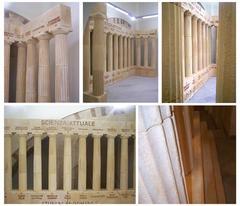 Arredi scenografici in polistirolo a Catania e Sicilia PIXEL Tempio Archimede