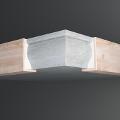 Frontali sagomati per balconi in polistirolo  personalizzato