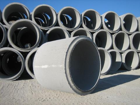 Tubo in cemento Ø cm 100