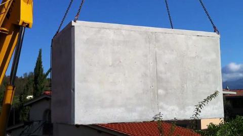Cisterne per acqua potabile  ALTRE DIMENSIONI da Lit. 3.000 a Lit. 35.000 (circolari/rettangolari)