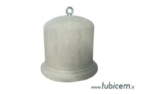 Dissuasore in cemento  diametro cm 50