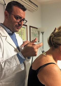 Mesoterapia - riabilitazione
