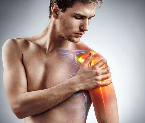 Protocollo esercizi per la spalla