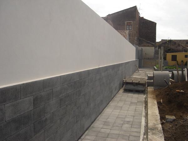 Pavimento in pietra lavica bocciardato extra belpasso - Scale in pietra lavica ...